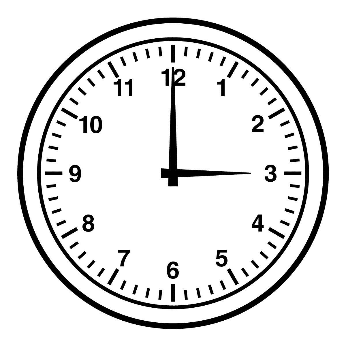 Clock Jensen S Yamaha Music School